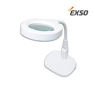 엑소 EXSO 터치식 LED 확대경 EX-F600LN