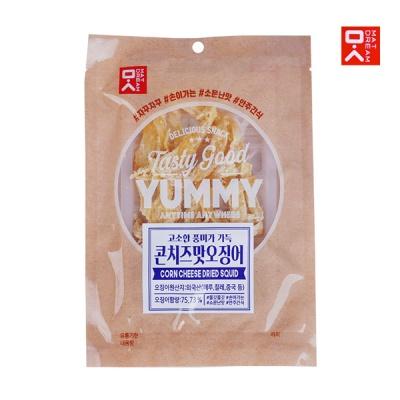 [MAT DREAM] 쫄깃한 감칠맛 콘치즈맛오징어 30gx5봉