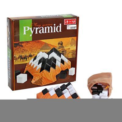 피라미드 오델로 블록 쌓기 맥킨더 보드게임