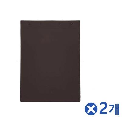 가로형 좌철 표자군 흑색x2개 문서정리 파일 화일