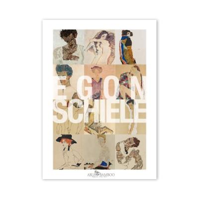 [2021 명화 캘린더] Egon Schiele 에곤 실레