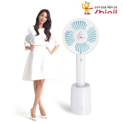 신일 손선풍기 탁상용핸디형 회전기능 SIF W01MJ