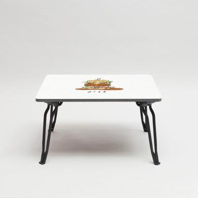 라미나 포터블테이블 | 드로잉메리에디션 art no.001