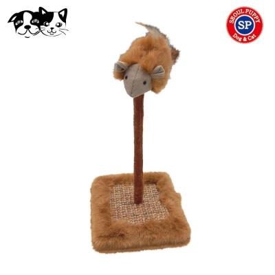 서울퍼피 사운드 스프링 마우스 (고양이 장난감)