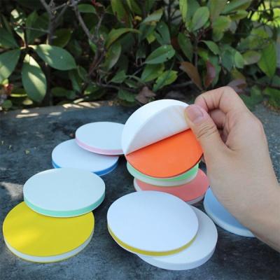 조각용 지우개 스탬프 원형 3겹 지름 6cm 도장만들기