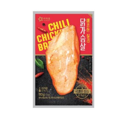 [아워홈] 매콤한 칠리 닭가슴살(110g)