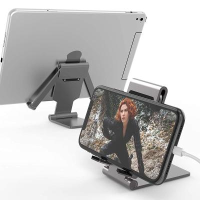 젤센 스마트폰 태블릿 접이식 만능거치대