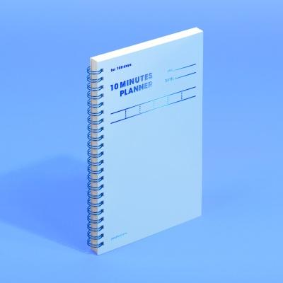 [모트모트] 텐미닛 플래너 100DAYS - 세레니티 (1EA)