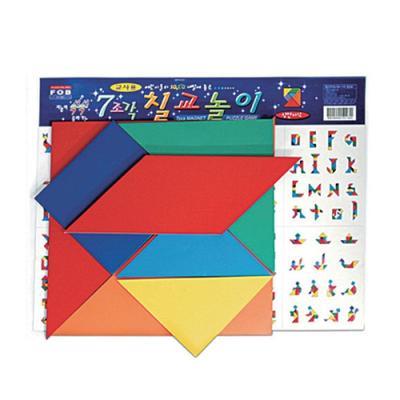 7조각 칠교놀이 교사용 85452