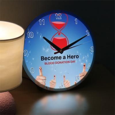 ng253-LED시계액자25R_헌혈한당신이영웅입니다