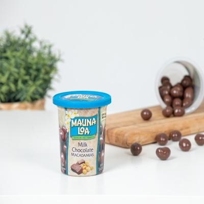 마우나로아 밀크 초콜릿 마카다미아 컵 142G