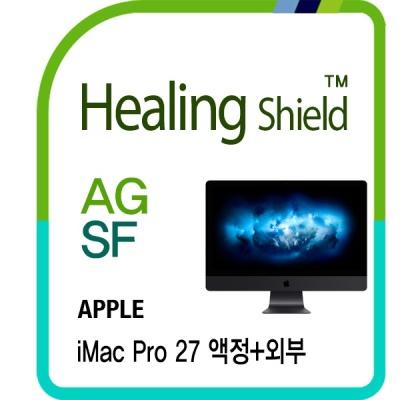 애플 아이맥 프로 27형 저반사 액정+외부필름 세트