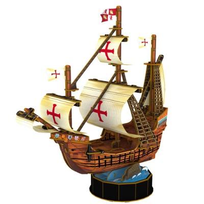큐빅펀 3D퍼즐 산타마리아호