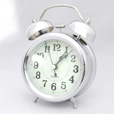 야광 트윈 알람 탁상시계 탁상 시계 추카추카넷
