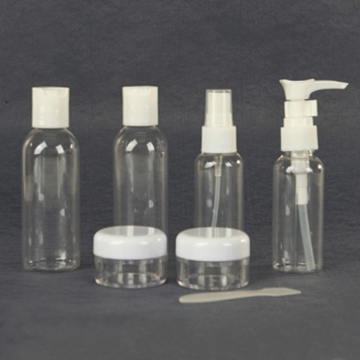 국제선가능 여행용 공병 7종세트 화장품 소분용기