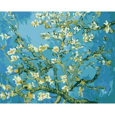 아이엠미니 DIY 별빛 명화그리기 40x50_아몬드 나무