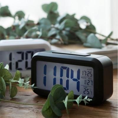 [MJK] 센서라이트 온도 디지탈시계