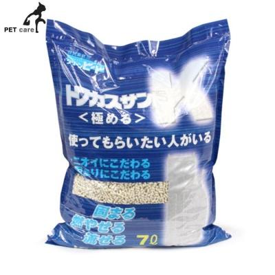 토후카스 K 천연두부모래 7L (크린비트) (블루)