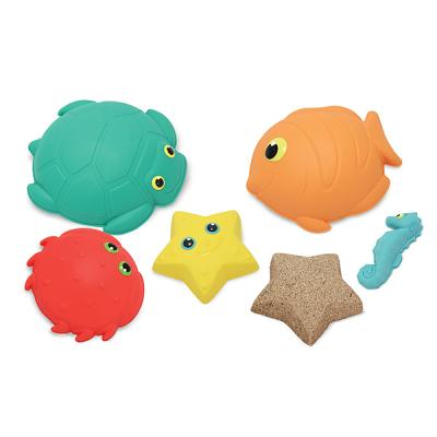 해양동물 모래놀이 틀