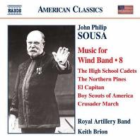 MUSIC FOR WINDA BAND 8/ ROYAL ARTILLERY BAND, KEITH BRION [수자: 관악 밴드를 위한 작품 8집 - 로열 아틸러리 밴드]