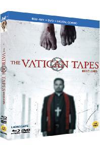 바티칸 사제들 [BD+DVD] [THE VATICAN TAPES]