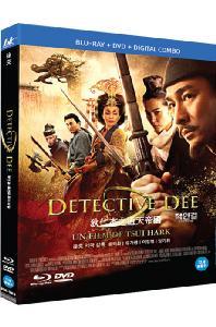 적인걸: 측천무후의 비밀 [BD+DVD] [通天帝國之狄仁傑]