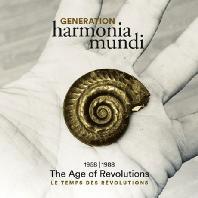 GENERATION HARMONIA MUNDI 1: THE AGE OF REVOLUTIONS [하모니아 문디 60주년 기념 박스 1집: 1958-1988 혁명의 시대