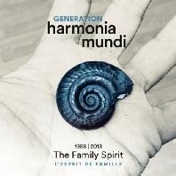 GENERATION HARMONIA MUNDI 2: THE FAMILY SPIRIT [하모니아 문디 60주년 기념 박스 2집: 1988-2018 패밀리 스피리트]