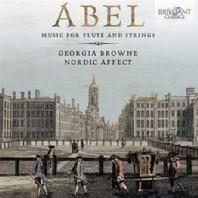 MUSIC FOR FLUTE AND STRINGS/ NORDIC AFFECT, GEORGIA BROWNE