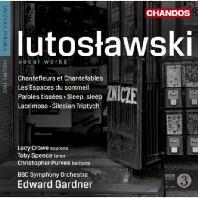 VOCAL WORKS/ LUCY CROWE, EDWARD GARDNER