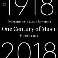 ONE CENTURY OF MUSIC OF ORCHESTRE DE LA SUISSE ROMANDE [스위스 로망드 관현악단의 100년 기념 앨범 1918-2018]