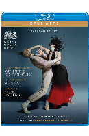 WITHIN THE GOLDEN HOUR, MEDUSA, FLIGHT PATTERN/ ANDREW GRIFFITHS, JONATHAN LO, ROYAL BALLET [훨든, 셰르카, 파이트 안무 3작품 - 로열 발레]