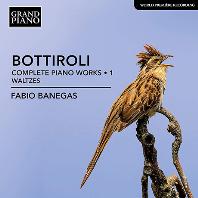COMPLETE PIANO WORKS 1 - WALTZES/ FABIO BANEGAS [보티롤리: 피아노곡 1집<왈츠> | 파비오 바네가스]