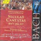 SECULAR CANTATAS BWV212,213/ HELMUTH RILLING