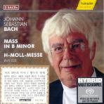 MASS IN B MINOR BWV 232/ HELMUTH RILLING [SACD HYBRID]