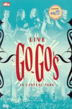 LIVE GO GO`S IN CENTRAL PARK [고 고스 라이브인 센트럴 파크]