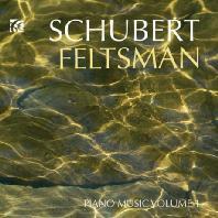 PIANO MUSIC VOL.1/ VLADIMIR FELTSMAN [슈베르트: 피아노 작품 1집]