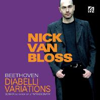 DIABELLI VARIATIONS/ NICK VAN BLOSS [베토벤: 디아벨리 변주곡 & 피아노 소나타]