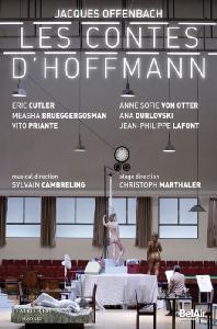 LES CONTES D'HOFFMANN/ SYLVAIN CAMBRELING [오펜바흐: 호프만의 뱃노래]