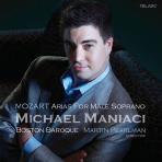 ARIAS FOR MALE SOPRANO/ MICHAEL MANIACI