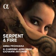 SERPENT & FIRE/ GIOVANNI ANTONINI [안나 프로하스카: 뱀과 불]