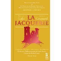 LA JACQUERIE/ PATRICK DAVIN [2CD+BOOK] [랄로: 오페라 <라 자크리>] [한정판]