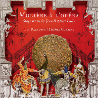 MOLIERE A L'OPERA: STAGE MUSIC/ JEROME CORREAS [오페라의 몰리에르: 륄리의 극음악 모음집]