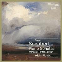 PIANO SONATAS & WANDERER-FANTASIE D.760/ ALAIN PLANES [HM GOLD] [슈베르트: 피아노 소나타, 방랑자 환상곡 - 알랭 플라네]