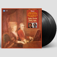 DOUBLE CONCERTO, PIANO CONCERTO NO.20/ ANDRE PREVIN, RADU LUPU [모차르트: 피아노 협주곡 20번, 2대의 피아노를 위한 협주곡 - 프레빈, 루푸] [180G LP]