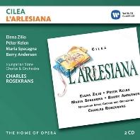 L`ARLESIANA/ CHARLES ROSEKRANS [THE HOME OF OPERA] [칠레아: 아를르의 여인]