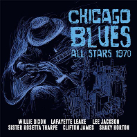 CHICAGO BLUES ALL STARS 1970