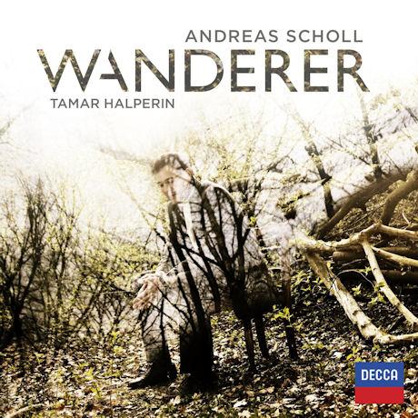 WANDERER/ TAMAR HALPERIN [안드레아스 숄: 독일 예술가곡 베스트 - 타마르 할페린]