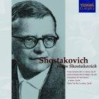 PIANO CONCERTO NO.1,2,ETC/ SHOSTAKOVICH