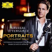 PORTRAITS: THE CLARINET ALBUM/ YANNICK NEZET-SEGUIN [안드레아스 오텐잠머: DG 데뷔앨범]